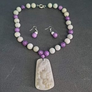 Authentic Jade Necklace